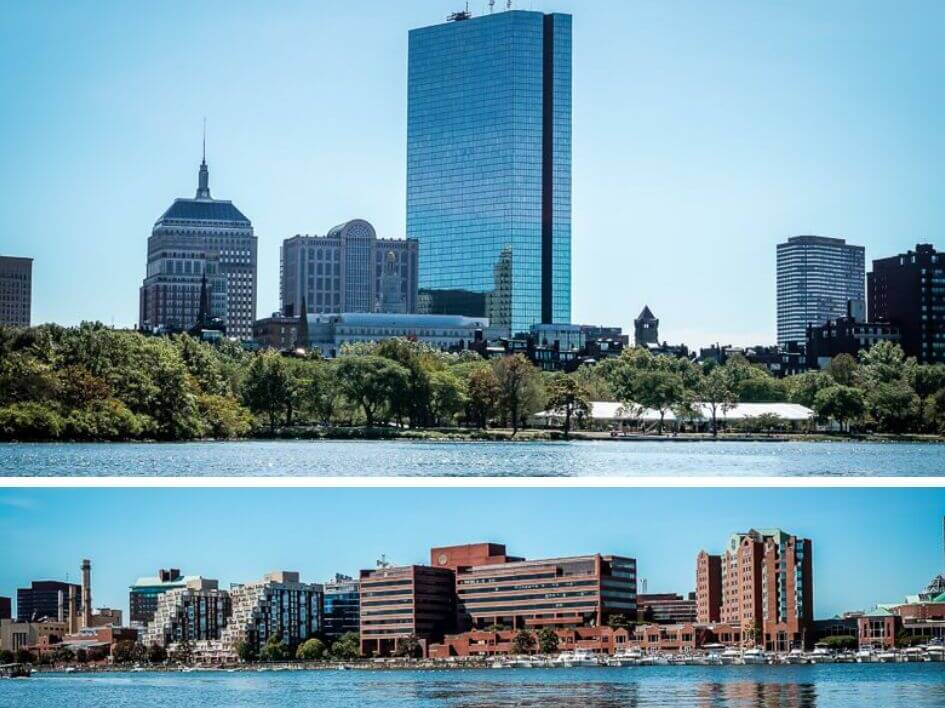 Boston Duck Tours Skyline