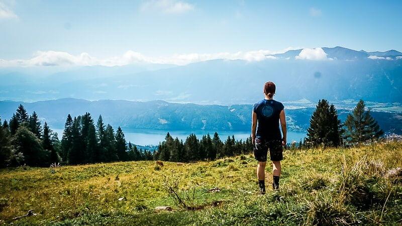 Alpe Adria Trail Millstätter See Nockberge