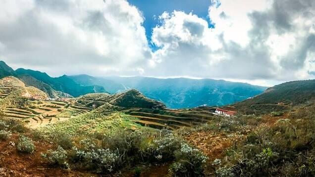Teneriffa Sehenswürdigkeiten Anaga Gebirge Chinamada Wandern