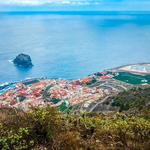 Teneriffa Sehenswürdigkeiten Blick auf Garachico