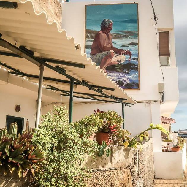 Teneriffa Sehenswürdigkeiten Fischerort La Caleta