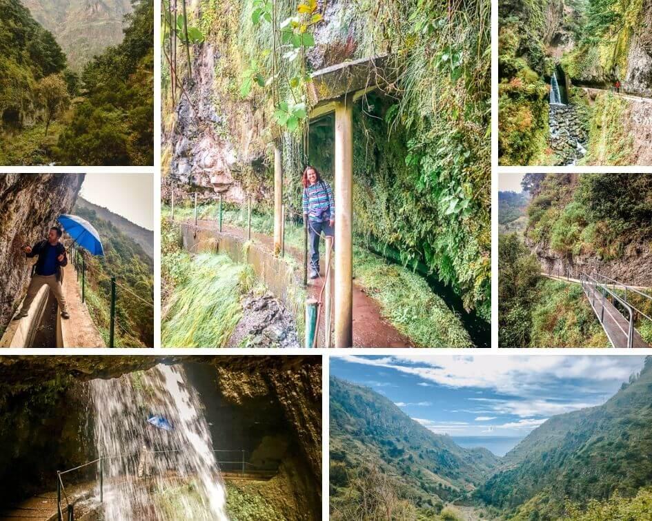 Portugal Madeira Levada Nova Wandern