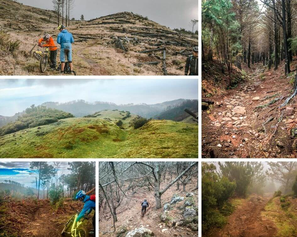 Portugal Madeira MTB Trails Mountainbike Enduro