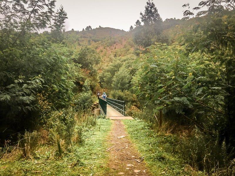 Portugal Madeira Portela Levada Mountainbike Tour