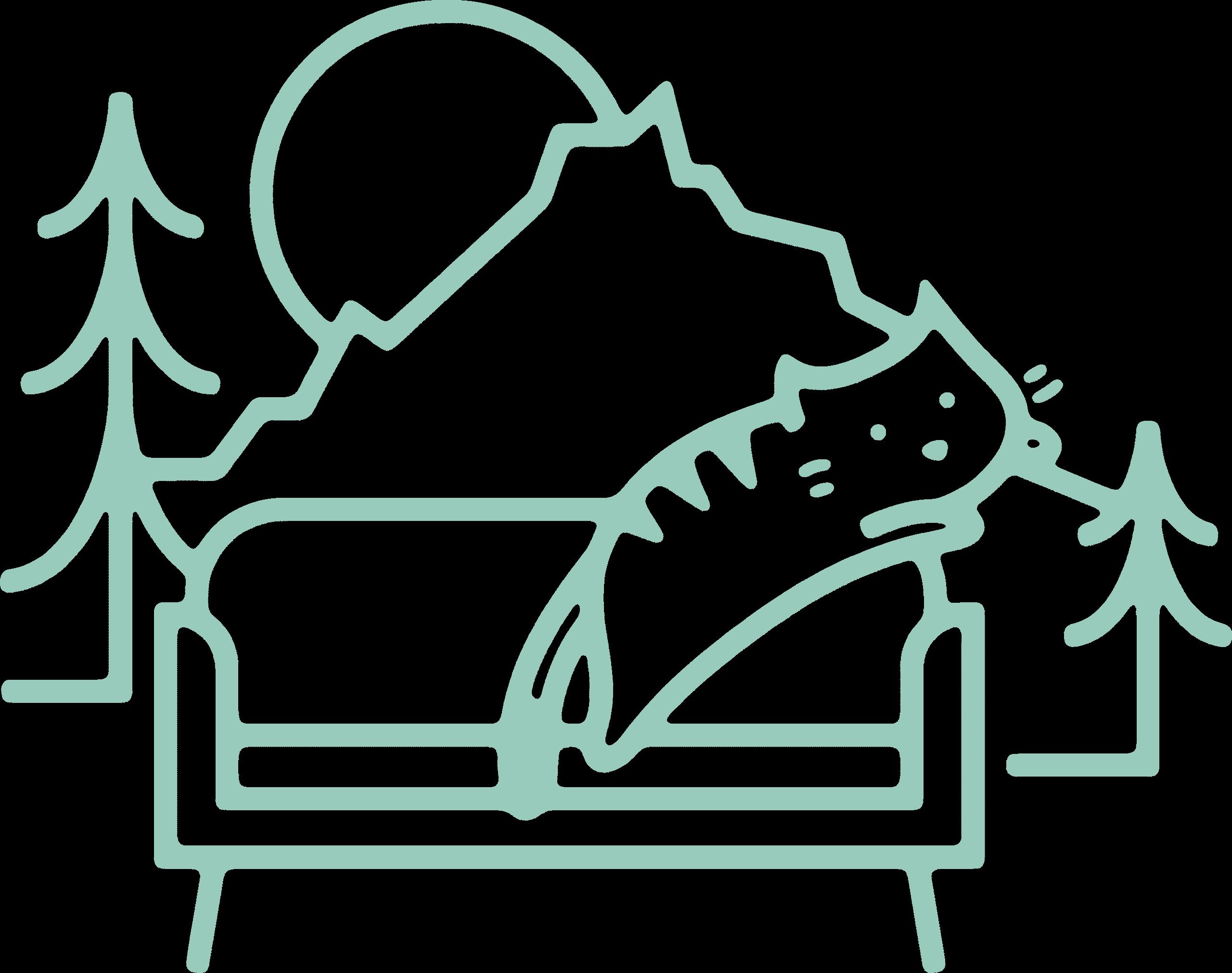 Couchflucht logo