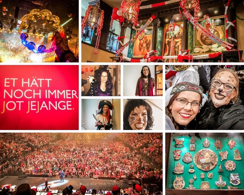 Köln Aktivitäten Karneval Jeck Kölsch