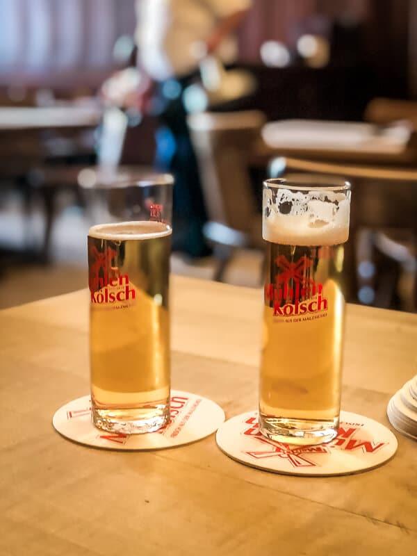 Köln Sehenswürdigkeiten Brauhaus Kölsch
