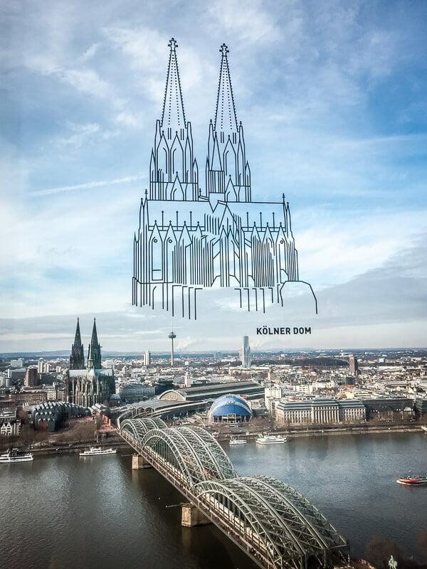 Köln Sehenswürdigkeiten Dom Köln Triangle