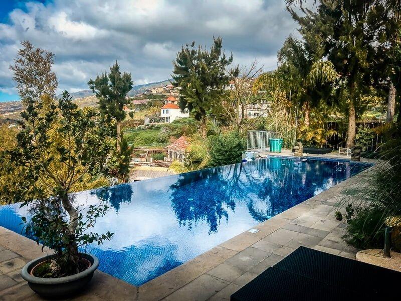 Portugal Madeira Sehenswürdigkeiten Guesthouse Dazkarizeh73 Ribeira Brava