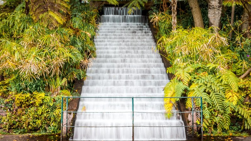 Portugal Madeira Sehenswürdigkeiten Monte Tropical Palace