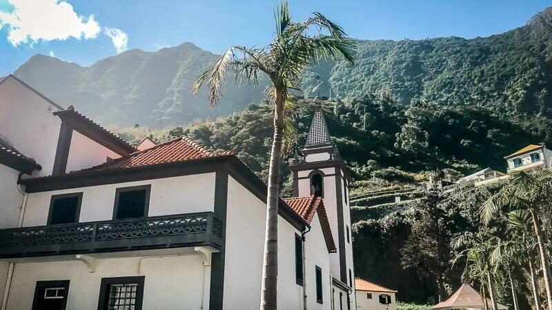 Madeira Sehenswürdigkeiten Sao Vicente