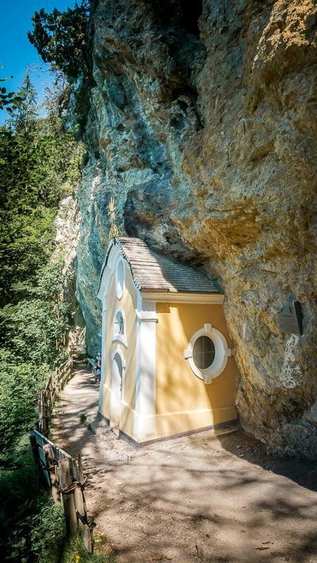 Wilder Kaiser Koasa Trail Wandern Etappe 1 Gmailkapelle