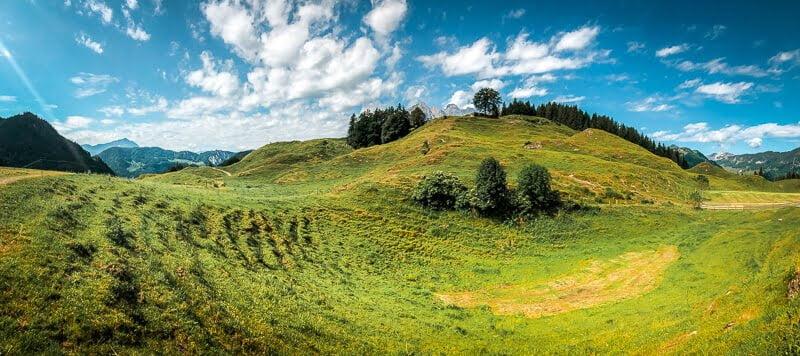 Wilder Kaiser Koasa Trail Wandern Etappe Almenidylle bei der Stubnalm 3