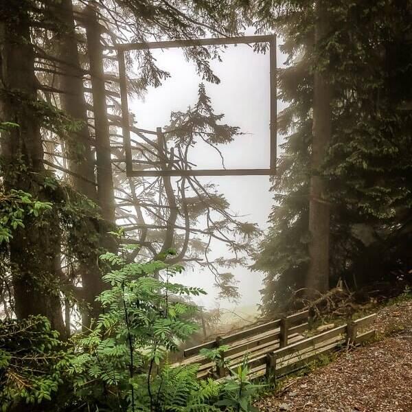 Wilder Kaiser Koasa Trail Etappe 5 Wolkenkino