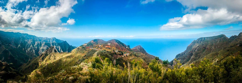 Teneriffa Sehenswürdigkeiten Anaga Gebirge Wandern