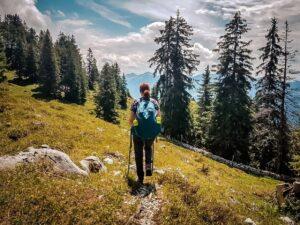 Koasa Trail Wilder Kaiser wandern
