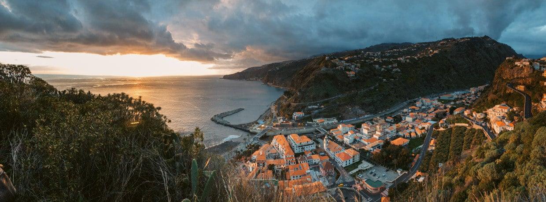 Portugal Madeira Sehenswürdigkeiten Ribeira Brava