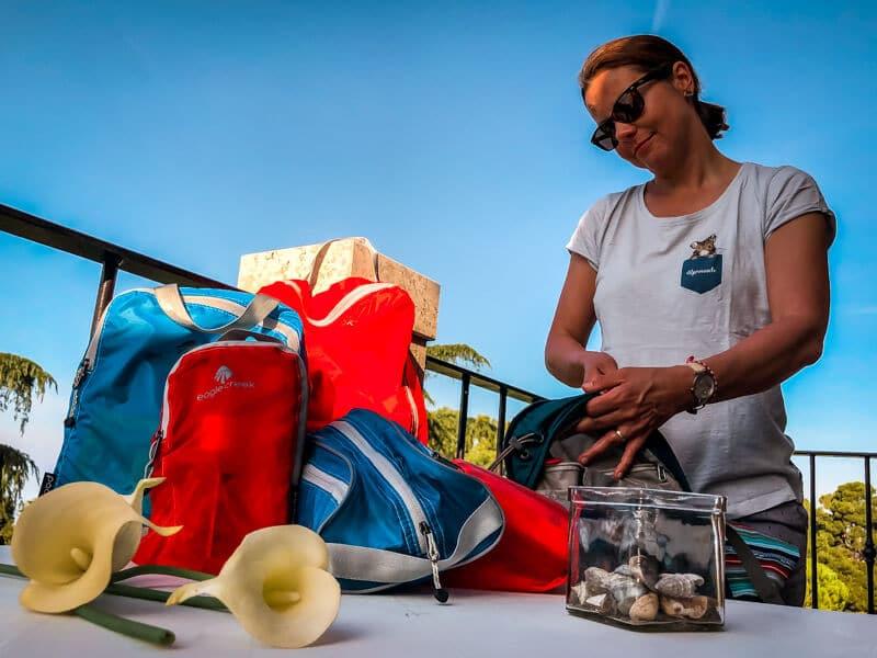Packtaschen Eagle Creek Packliste wandern Ausrüstung
