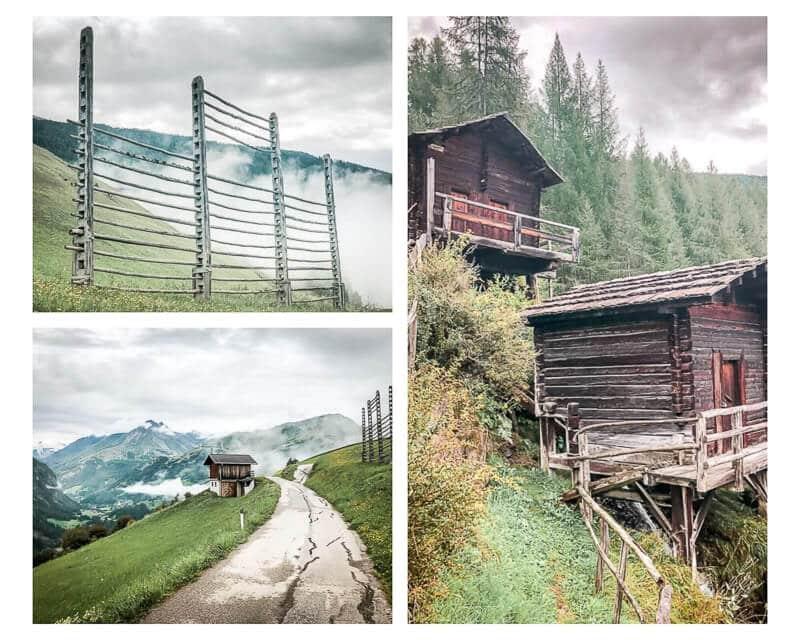 Hohe Tauern Apriacher Stockmühlen Alpe Adria Trail