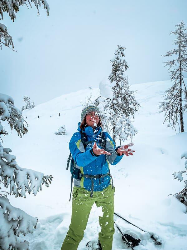Pillerseetal Schneezauber Winterwunderland