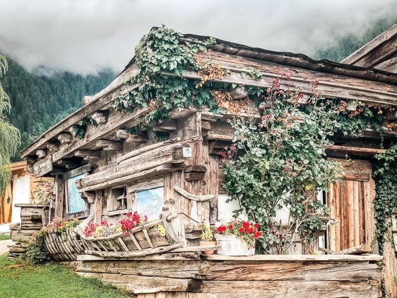 Gasthof Himmelbauer im Mölltal bei Obervellach