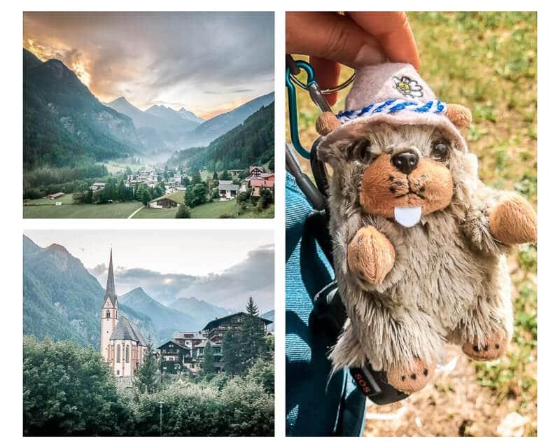 Hohe Tauern Heiligenblut am Großglockner Alpe Adria Trail
