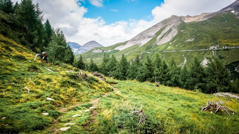 Hohe Tauern Großglockner Region Alpe Adria Trail