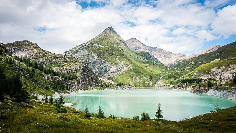 Hohe Tauern Margaritzen Stausee Alpe Adria Trail