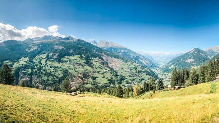 Hohe Tauern Großglockner Alpe Adria Trail