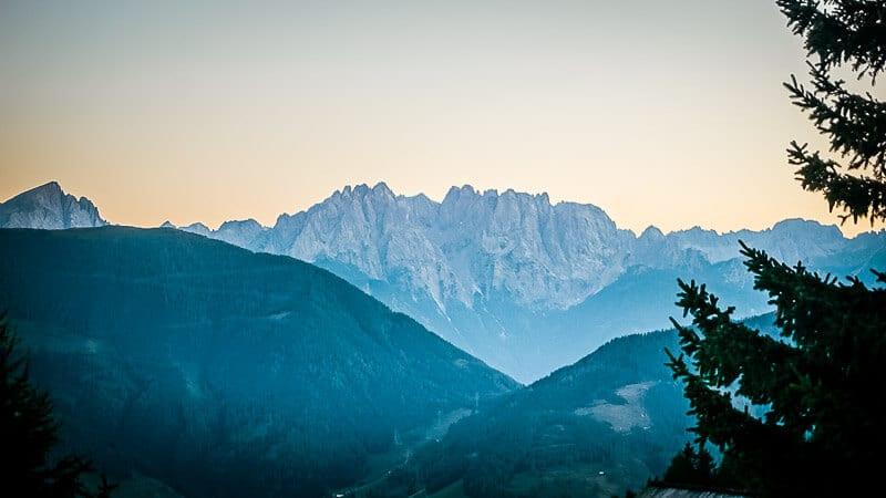 Hohe Tauern Lienzer Dolomiten Rangersdorfer Hütte
