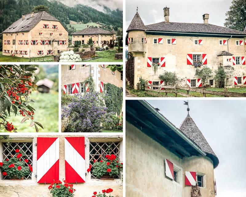 Hohe Tauern Schloss Grochkirchheim Dölllach