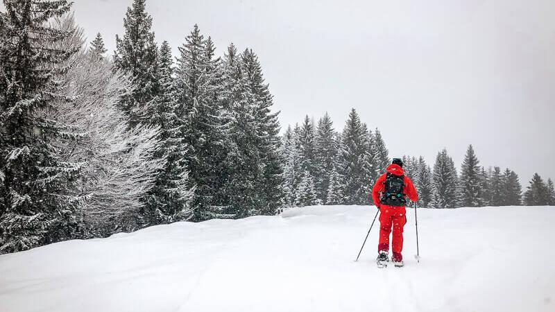 Schneeschuhwandern Pillerseetal Guide