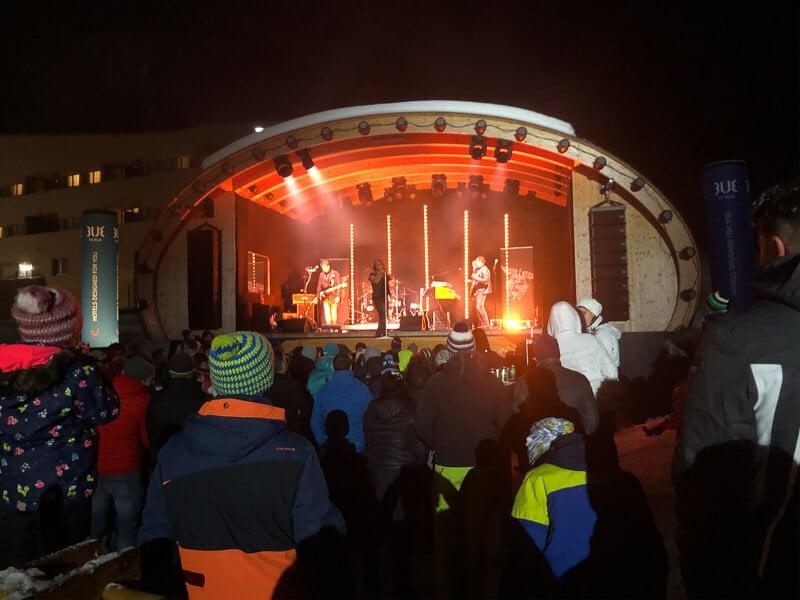 Pillerseetal Tribute Show Fieberbrunn Apres Ski
