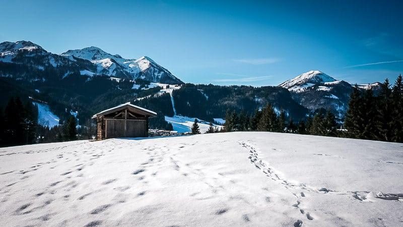 Pillerseetal Buchensteinwandrundweg von Hochfilzen nach Fieberbrunn
