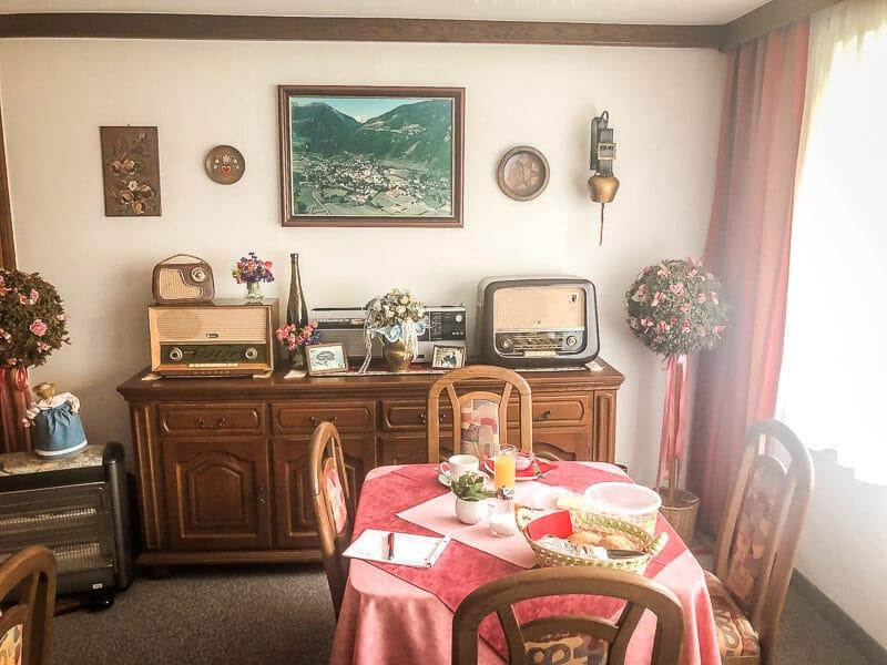 Haus Rita in Obervellach Nostalgie in Kärnten