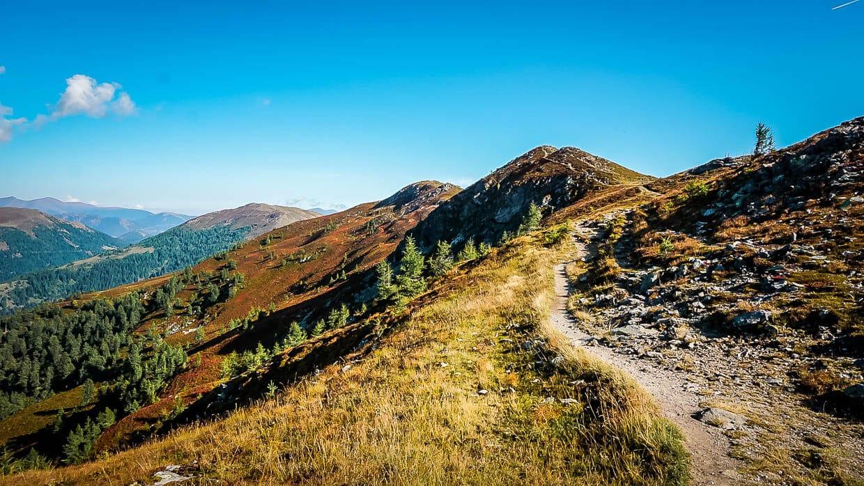Ötztal Sölden Mountainbike Trail