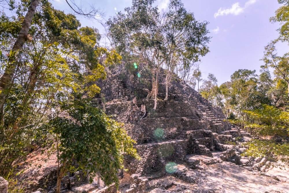 Maya Ruinen El Mirador Mehrtagestour in Guatemala