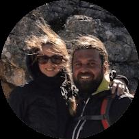 Aurica und Torsten vom Blogmagazin