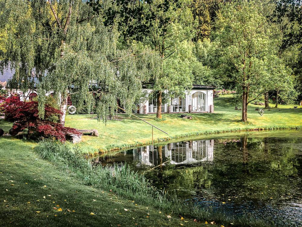 Skulpturenpark und Garten der Kunstschmiede im Sorpetal