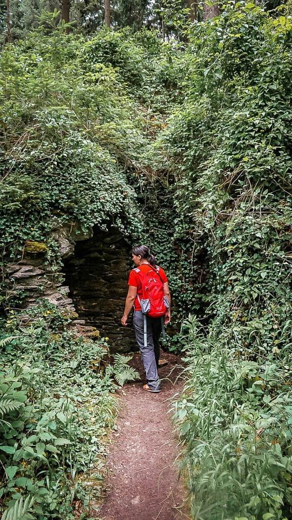 Wandern auf dem Moselsteig Etappe 12 - Festungspfad Mont Royal