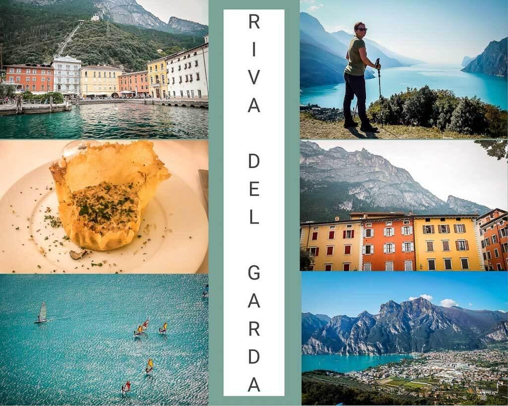 Wanderung von Meran zum Gardasee - Riva Del Garda