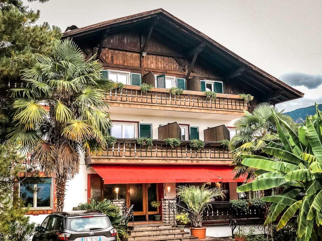 Hotel Traubenheim in Nals
