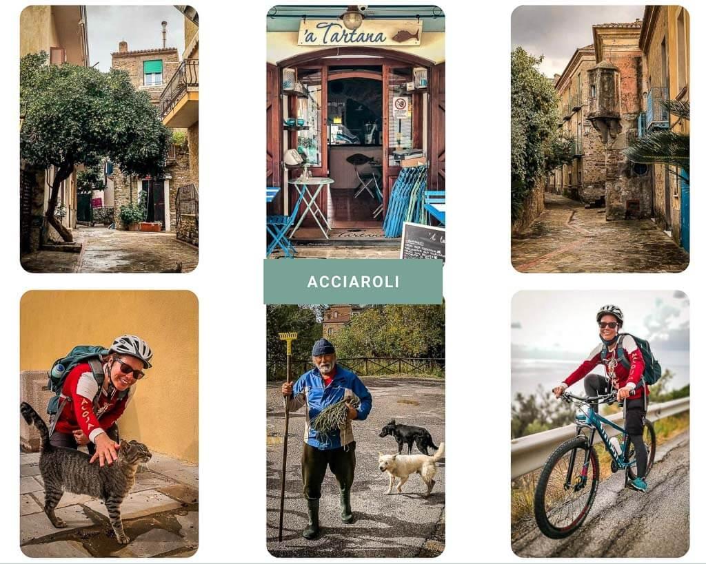 Frosch Sportreisen Mountainbike Tour im Cilento nach Acciaroli mit Couchflucht