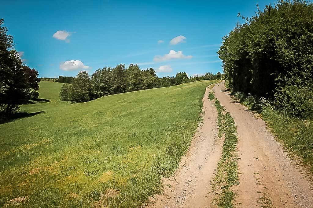 Wandern Bergisches Land auf dem Wipperfürther Heimatweg