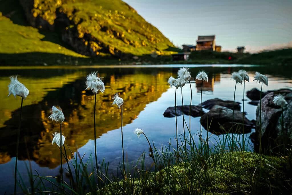 Die schönsten Orte in Österreich mit dem Wildseeloderhaus im Pillerseetal