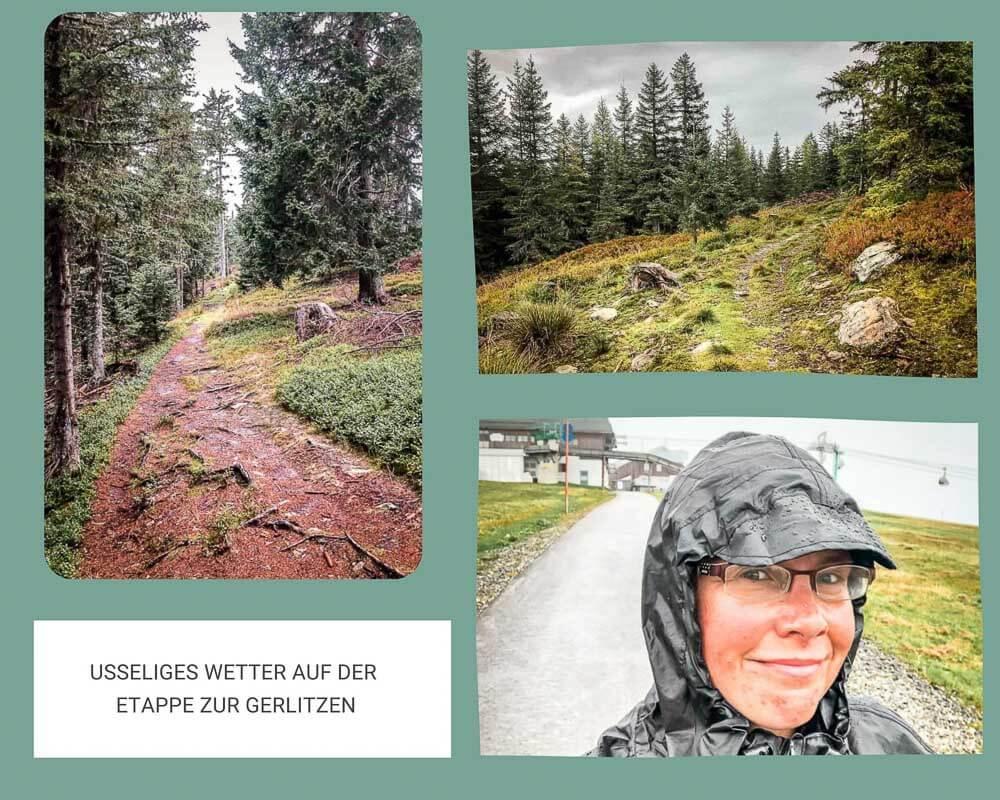 Nockberge Wandern von Arriach zur Gerlitzen mit Couchflucht Sabrina Bechtold
