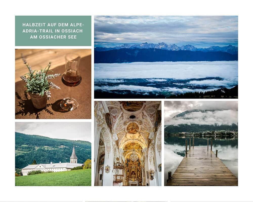 Kärntner Seen - Ossiach am Ossiacher See Stift und Kirche