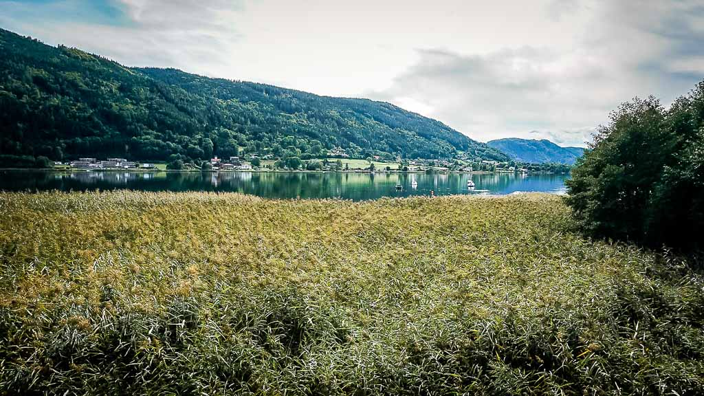 Bleistätter Moor am Ossiacher See in Kärnten