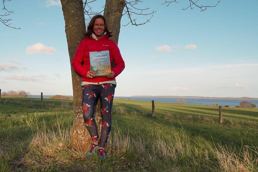 Couchflucht Sabrina Bechtold ist Co-Autorin des Buches Green Adventures in Deutschland