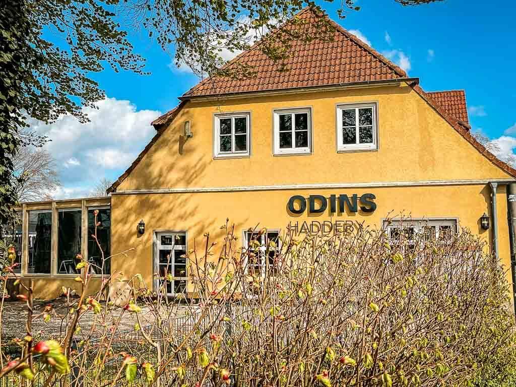 Odins Restaurant in Haddeby am Ostseefjord Schlei